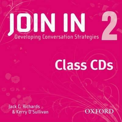 Join In 2: Class Audio CDs (2)