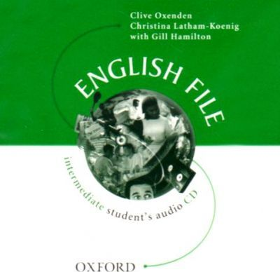 English File: Student's Audio CD Intermediate level