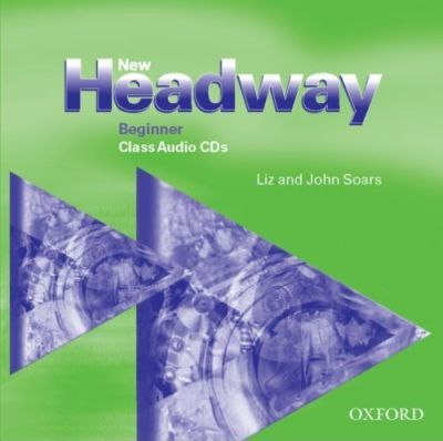New Headway: Beginner: Class Audio CDs (2)