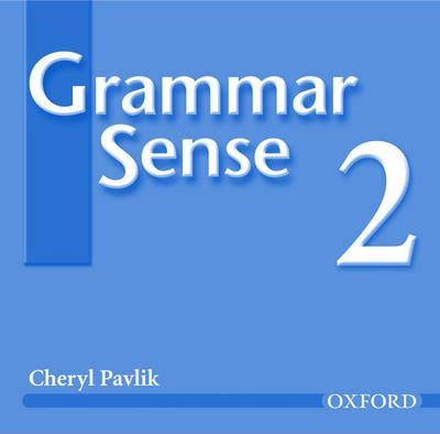 Grammar Sense: Audio CDs (2)