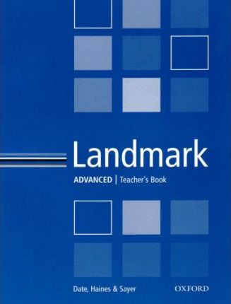 Landmark Advanced: Teacher's Book