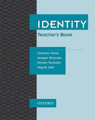 Identity: Teacher's Book