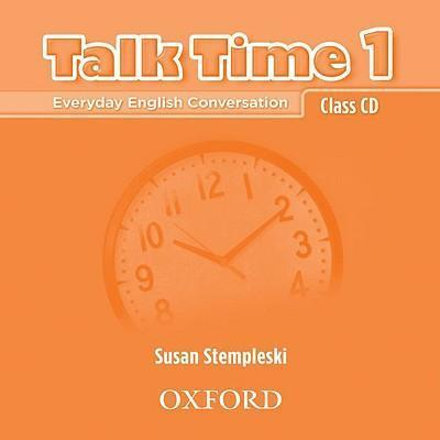 Talk Time 1: Class CD