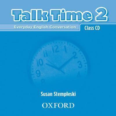 Talk Time 2: Class CDs (2)