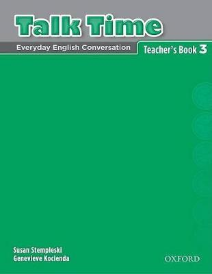Talk Time 3: Teacher's Book