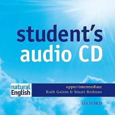 Natural English Upper-Intermediate: Student's Audio CD