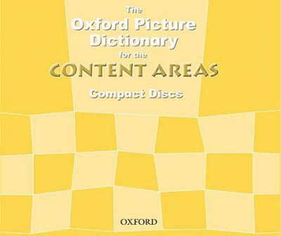 The Oxford Picture Dictionary for the Content Areas: Audio CDs