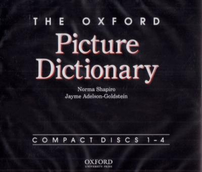 The Oxford Picture Dictionary CDs (4)