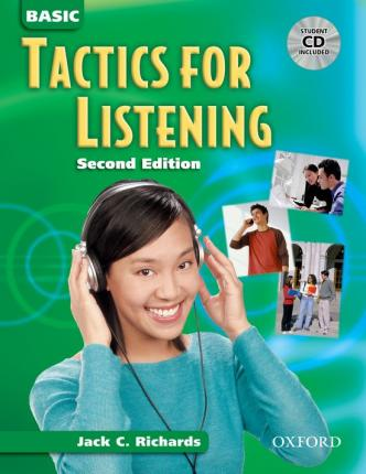 Tactics for Listening: Basic Tactics for Listening: Student Book with Audio CD