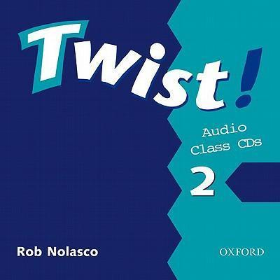 Twist!: Class Audio CDs Level 2