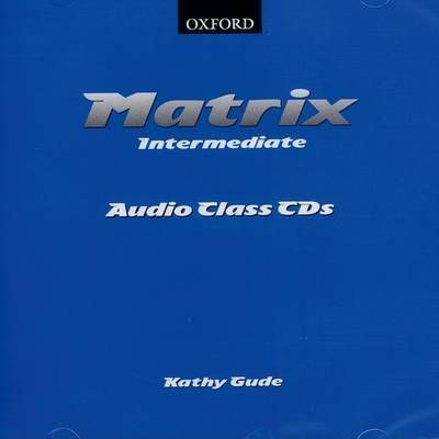 Matrix: Intermediate: Class Audio CD