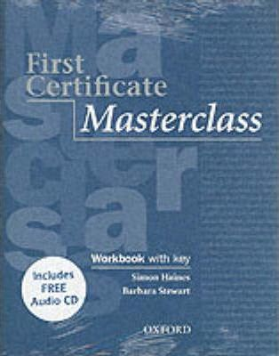 First Certificate Masterclass: Workbook and Audio CD Pack with Key