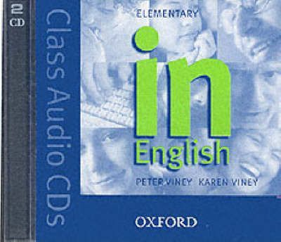 In English Elementary: Class Audio CDs (2)