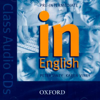 In English Pre-Intermediate: Class Audio CDs (2)