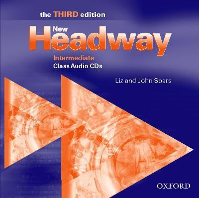 New Headway: Intermediate Third Edition: Class Audio CDs