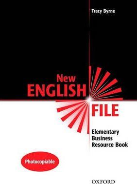 New English File: Business Resource Book Elementary level