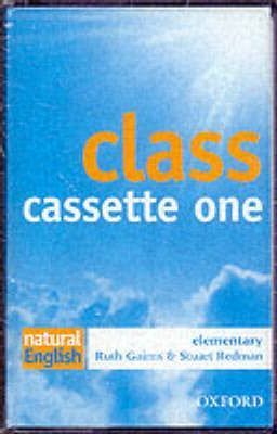 Natural English: Class Cassettes Elementary level