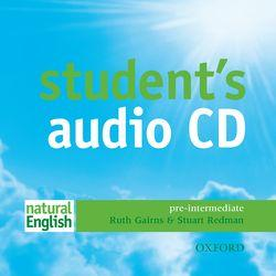 Natural English: Student's Audio CD Pre-intermediate level