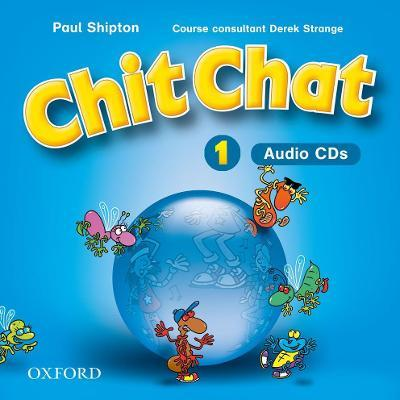 Chit Chat 1: Audio CDs (2)