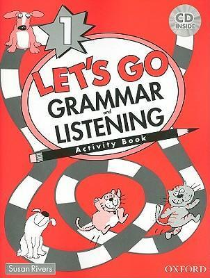Let's Go Grammar and Listening: Pack 1: Grammar and Listening