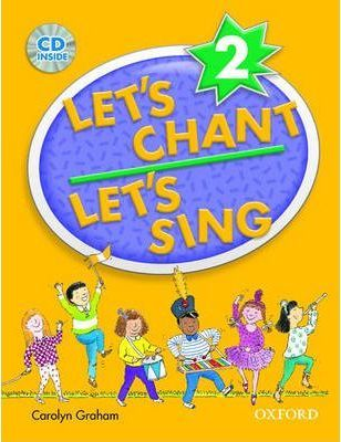 Let's Chant, Let's Sing: 2: CD Pack