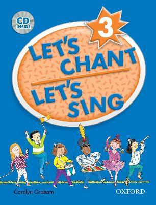 Let's Chant, Let's Sing: 3: CD Pack
