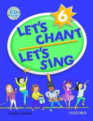 Let's Chant, Let's Sing: 6: CD Pack