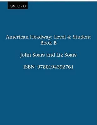 American Headway: Student Book B Level 4