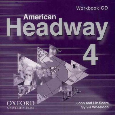 American Headway: Workbook Audio CD Level 4