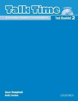 Talk Time 2: Test Booklet with Audio CD