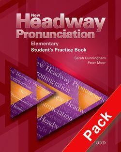 New Headway Pronunciation Course: Student's Practice Book and Audio CD Pack Elementary level