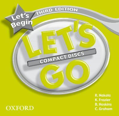 Let's Begin: Audio CD
