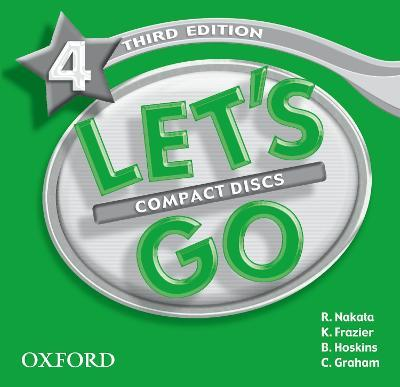 Let's Go: 4: Audio CDs (2)