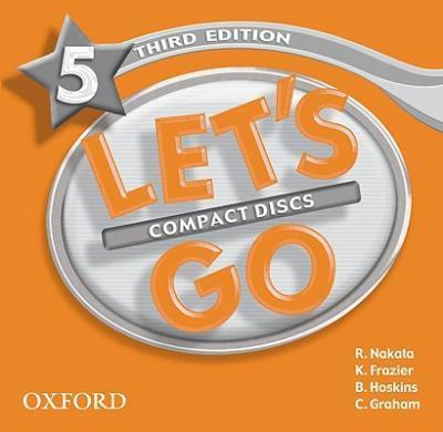 Let's Go 3rd Edition 5: CD