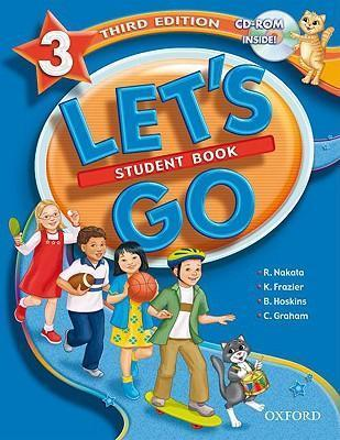 Let's Go: 3: Student Book with CD-ROM Pack: Let's Go: 3: Student Book with CD-ROM Pack Student Book with CD-ROM Pack Level 3
