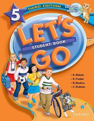 Let's Go: 5: Student Book with CD-ROM Pack