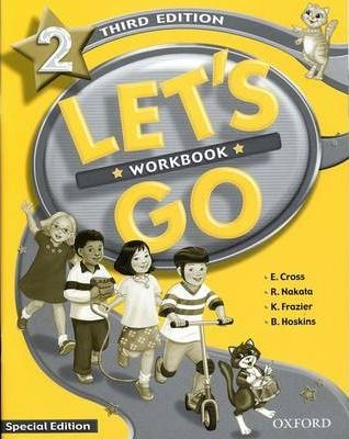 Let's Go: Special Edition Workbook Level 2
