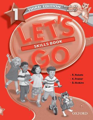 Let's Go: 1: Skills Book with Audio CD Pack