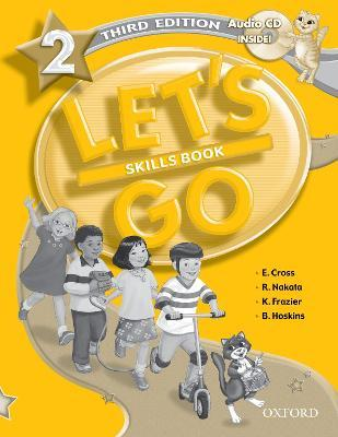 Let's Go: 2: Skills Book with Audio CD Pack
