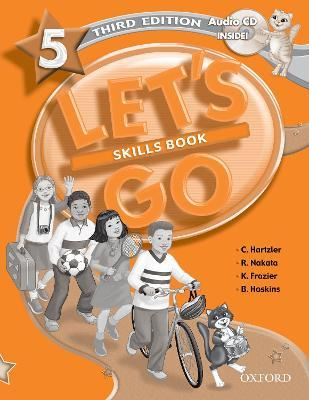 Let's Go: 5: Skills Book with Audio CD Pack