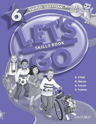 Let's Go: 6: Skills Book with Audio CD Pack