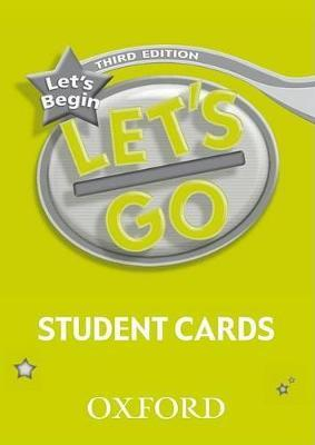Let's Begin: Student Cards