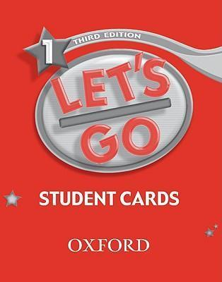 Let's Go: 1: Student Cards: Student's Cards Level 1