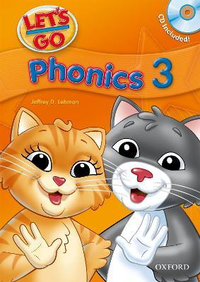 Let's Go: 3: Phonics Book with Audio CD Pack