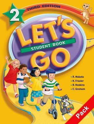 Let's Go: 2: Student Book and Workbook Combined Edition 2B