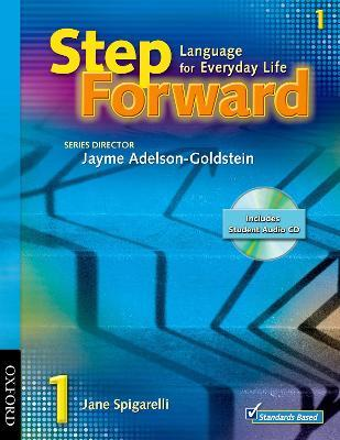 Step Forward 1: Student Book with Audio CD