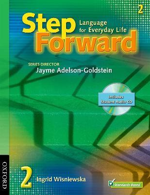 Step Forward 2: Student Book with Audio CD
