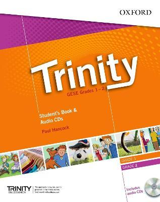 Trinity Graded Examinations in Spoken English (GESE): Grades 1-2: Student's Pack with Audio CD