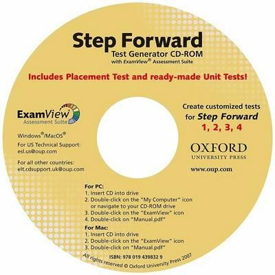 Step Forward 4: Test Generator CD-ROM with Examview(r) Assessment Suite