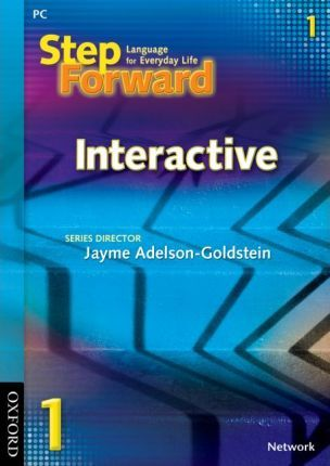 Step Forward 1: Interactive CD-ROM (net use)